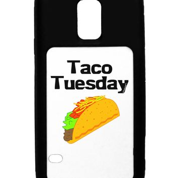 Taco Tuesday Design Galaxy S5 Case  by TooLoud