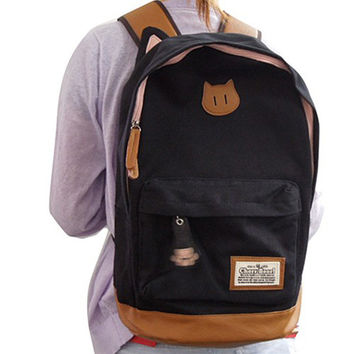 Comfort College Stylish On Sale Back To School Casual Hot Deal Hot Sale Cartoons Lovely Backpack [6451243012]