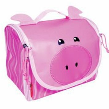 Neat-Oh! The Picnic Lunch Box & Placemat Penny Pig