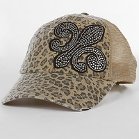 BKE Leopard Trucker Hat - Women's Hats | Buckle