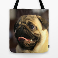 Noodle Tote Bag by Veronica Ventress