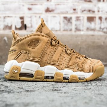 NIKE AIR MORE UPTEMPO '96 PREMIUM - FLAX