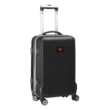 Texas Longhorns Luggage Carry-On  21in Hardcase Spinner 100% ABS