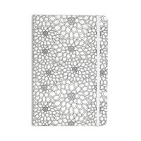 """Julia Grifol """"White Flowers"""" Everything Notebook"""