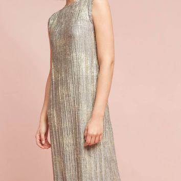 Corrina Metallic Dress
