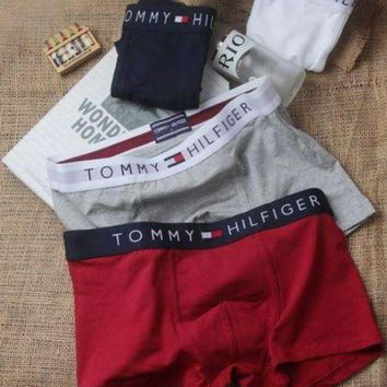 DCCKR2 TOMMY HILFIGER Men s Fashion Casual Joker Panties F