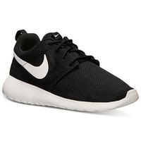 Nike Women's Roshe Run Casual Sneakers from Finish Line