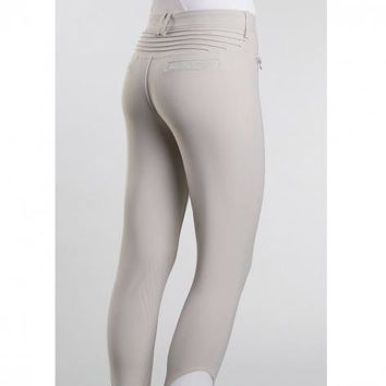 Samshield Clotilde Beige Knee Patch Breech