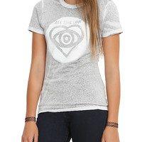 All Time Low Speckle Dye Girls T-Shirt