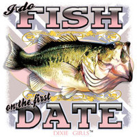Dixie Outfitters - Burlington, NC :: 6869L I DO FISH ON THE FIRST