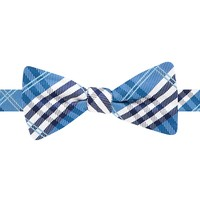 Countess Mara Sebastian Plaid Bow Tie