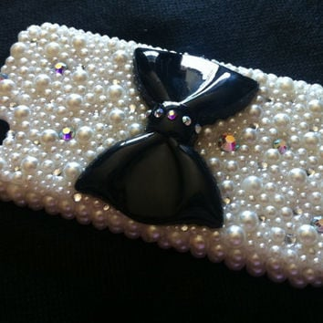 Custom Bow Iphone 4/4s case