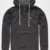 Volcom Pulli Mens Hoodie Heather Black  In Sizes