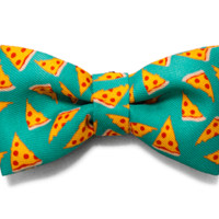 NYC Pizza | Dog Bow Tie