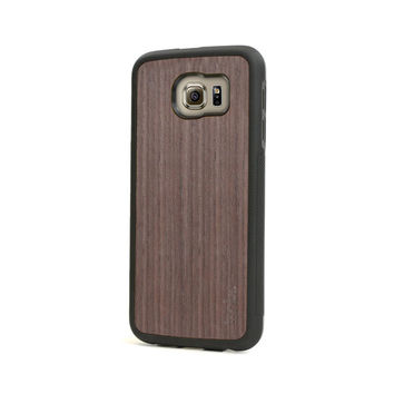 Wood Galaxy S6 Case PRE-ORDER, Galaxy S6 Wood Case - FFGW6