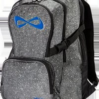 Nfinity Athletic Corporation - Sparkle Backpack with Royal Logo