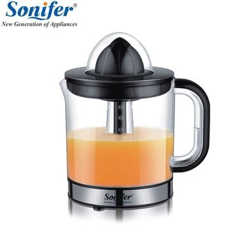Stainless steel Orange Lemon electric set juicers mini portable juicers Household Low power Sonifer
