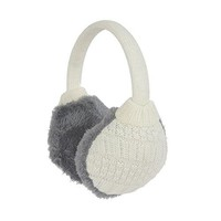 Cozy Design Women's Winter Adjustable Knitted Ear Muffs
