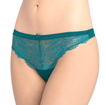 Triumph: Forbidden Lace Thong