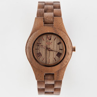 Wewood Criss Watch Chestnut One Size For Women 26144246401