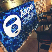 Blue Aape Home Office Blanket Air Conditioning Bedsheet
