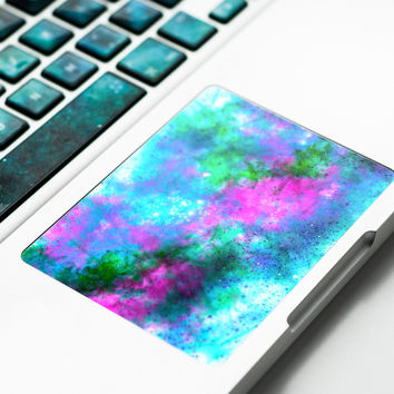 Frozen Decal Touchpad Sticker