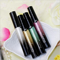 HengFang Glitter Liquid Makeup Eyeshadow Highlighter Eyeshadow Pigment Professional Cream Eye Shadow Eyes  maquiagem