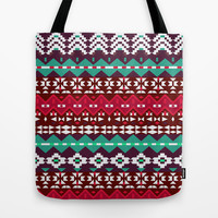 Mix #520 Tote Bag by Ornaart