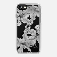 white lilies iPhone 7 Carcasa by Marianna | Casetify