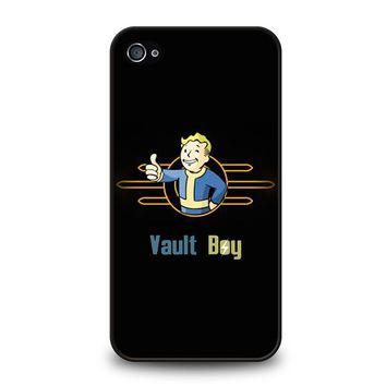 FALLOUT VAULT BOY THUMBS UP iPhone 4 / 4S Case