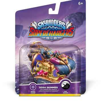 Skylanders Superchargers: Vehicle Soda Skimmer Sea Class Character Pack