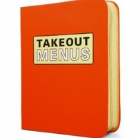Takeout Menu Organizer