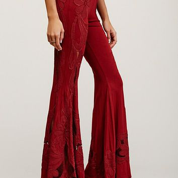 Free People Lime Squeeze Pant