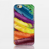 iphone 6 case,feather iphone 6 plus case,beautiful iphone 5s case,colorful iphone 5c case,fashion