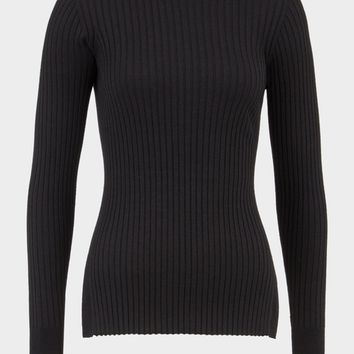 Versace Medusa Stud Knit Top for Women | US Online Store