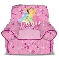 Disney Princess Bean Bag Sofa Chair (1 - 2 years)