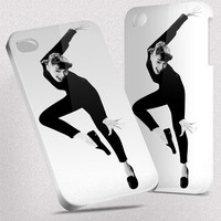 Audrey Hepburn 004  Hard Cover Case iPhone 5 4 by thequeenofcases