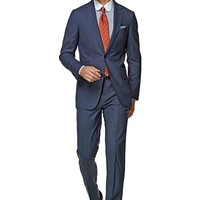 Suit Blue Plain Sienna P3821i | Suitsupply Online Store