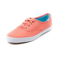 Womens Keds Champion Basic Casual Shoe, Coral  Journeys Shoes