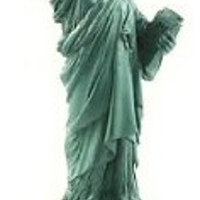 Statue of Liberty Replica 9 inches tall, Statue of Liberty Souvenirs, New York Souvenirs