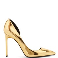 Anja leather pumps | Saint Laurent | MATCHESFASHION.COM US