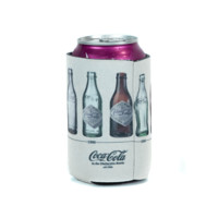 Coca-Cola Bottle Evolution Coozie - Other - Home & Entertaining - Goods | Coke Store