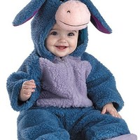 Toddler Plush Eeyore Costume