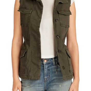J Brand Jeans - Jungle 327 Arden Vest by J Brand,