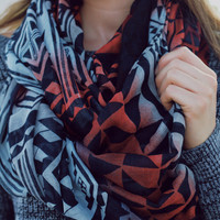 Egyptian Princess Infinity Scarf