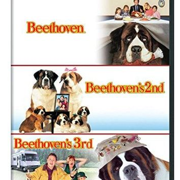 Charles Grodin & Judge Reinhold & David Mickey Evans & Rod Daniel -Beethoven / Beethoven's 2nd / Beethoven's 3rd Triple Feature