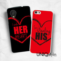 Couple Case lover phone case for iphone4/4s 5/5s 5c, samsung s3 s4 note2 note3, LG G2 nexus 4 nexus 5, MotoG MotoX, xperiaZ xperiaZ1 - L26