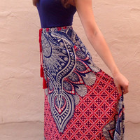 American Princess Maxi Skirt