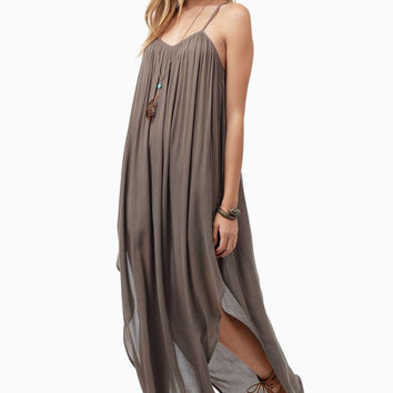No Letting Go Maxi Dress