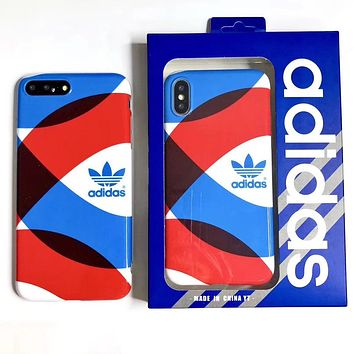 Adidas New fashion letter leaf print protective case phone case
